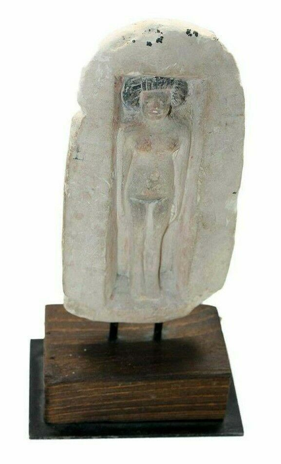 Ancient Egyptian Limestone relief Palque Middle Kingdom