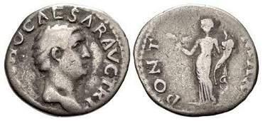 Ancient Roman Otho. AD 69. AR Denarius (19mm, 2.82 g, 6