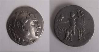 Ancient Greek Ancient KINGS of MACEDON Alexander III