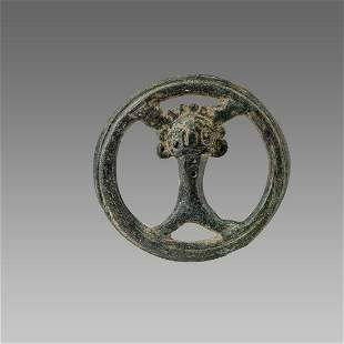 Ancient Eastern Greek Bronze Ornament c.5th century BC.