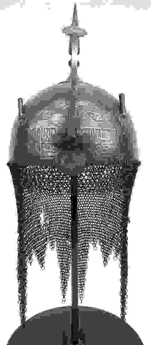 Helmets, Armor & Shields