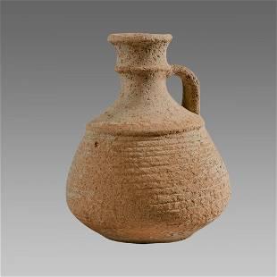 Ancient Holy Land Herdoian Terracotta Vessel c.100 BC.