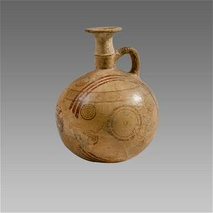 Ancient Cypriot Pottery Jug c.1000 BC.