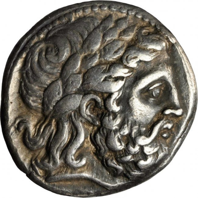 MACEDON. Kingdom of Macedon. Philip II, 359-336 B.C. AR