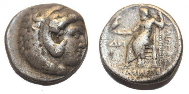 SELEUKID KINGS of SYRIA. Seleukos I Nikator. 1st Satrap
