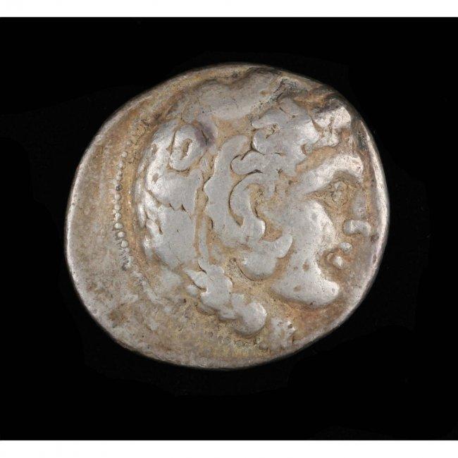 Macedonian Kingdom, Alexander III, AR Tetradrachm
