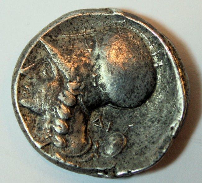 AKARNANIA, Argos Amphilochicon. 345-300 BC. AR Stater