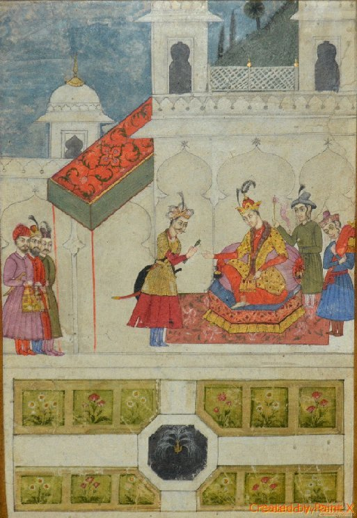 Mughal India, Late 17th/18th Century Painting