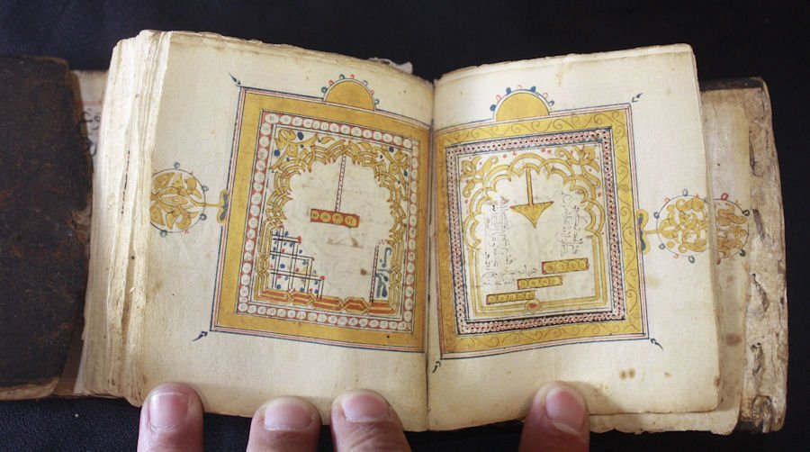 North African Islamic Quran Book c.18th/19th century
