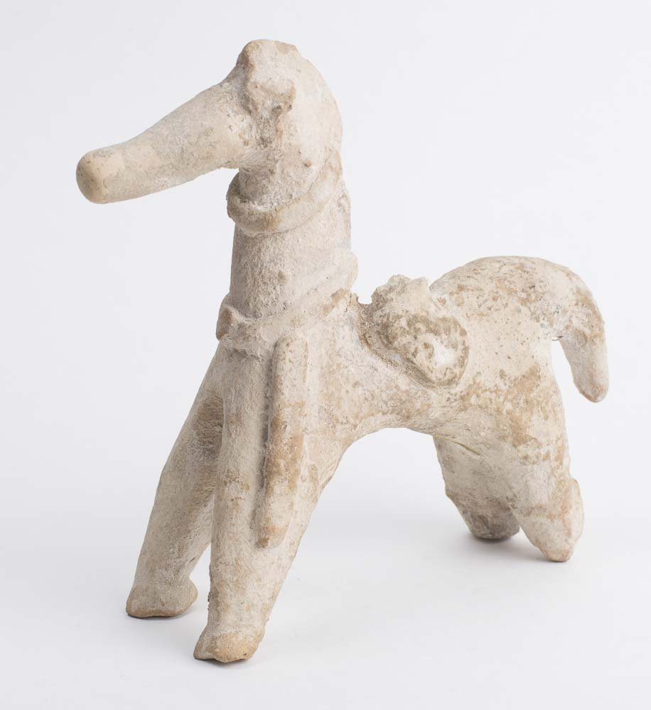 Ancient Cypriot Archaic Terracotta Horse c.750 BC