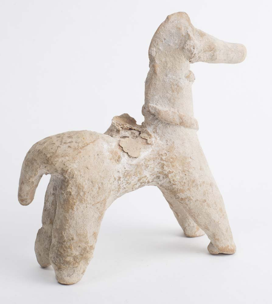 Ancient Cypriot Archaic Terracotta Horse c.750 BC - 2