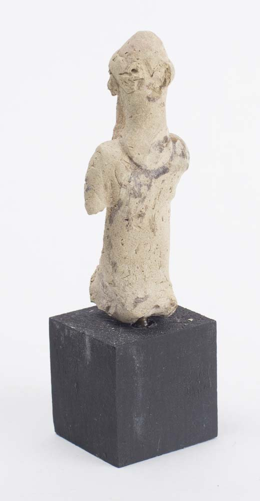 Ancient Babylonian Clay Bearded figure c.1900 BC - 3
