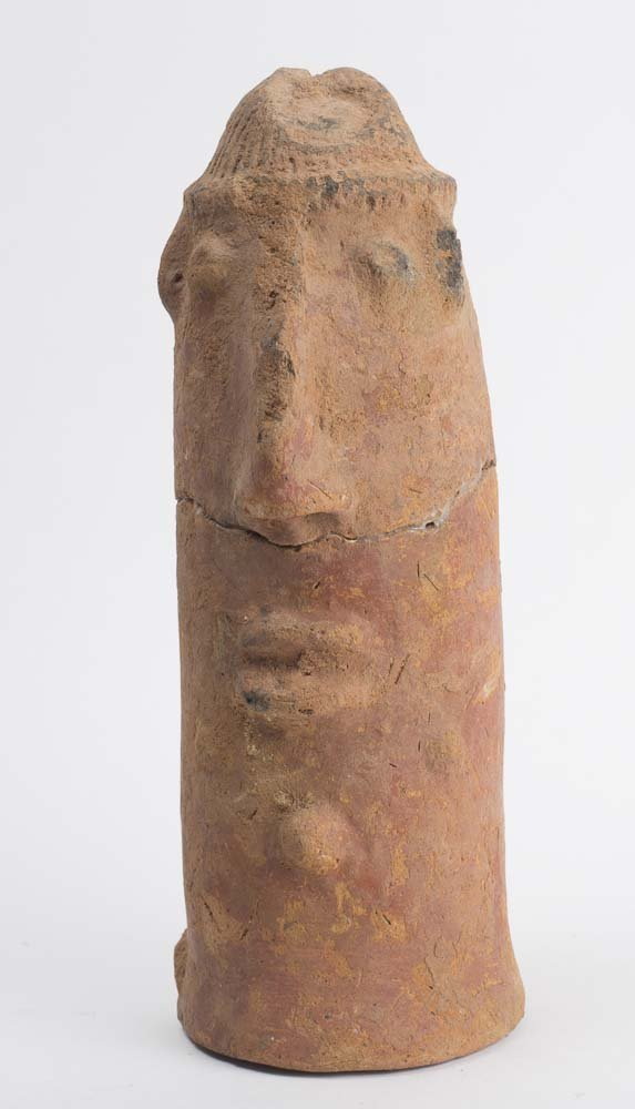 Mali Africa Pottery Figure Probably 7th century