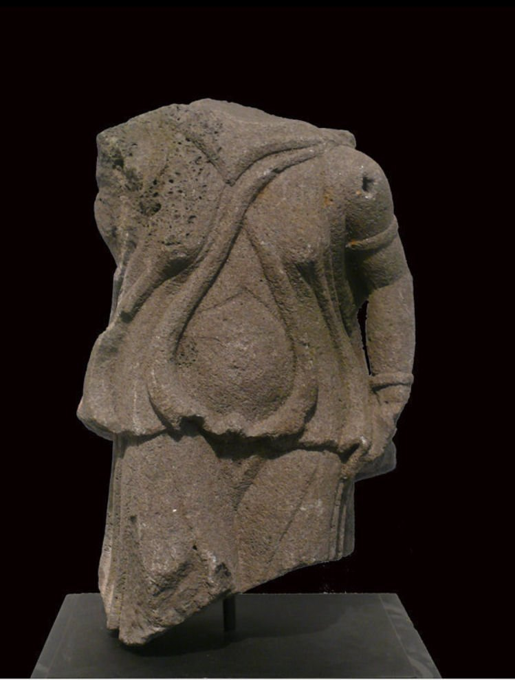 Ancient Roman Basalt Figure of Winged Victory c.2nd Ce - 2