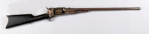 559: Colt model 1855 revolving shotgun, .20 gauge, s