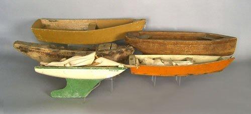 16: Five pond models.
