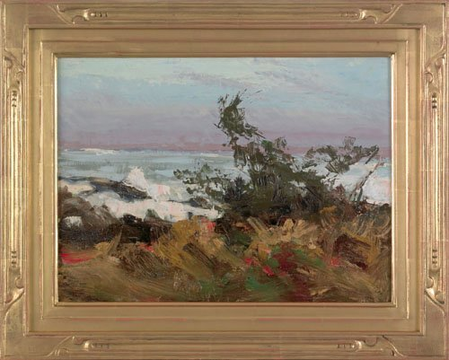4: Jay Hall Connaway (American, 1893-1970), oil on