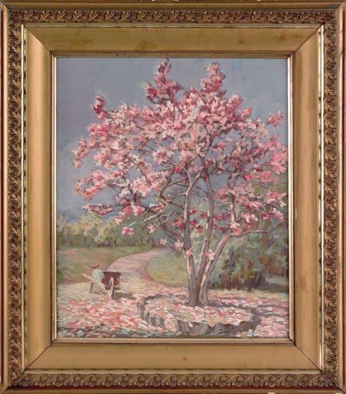 7: Edwin Oswald Wingert (American, 1864-1934), oil