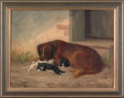 9: Newbold Hough Trotter (American, 1827-1898), oi