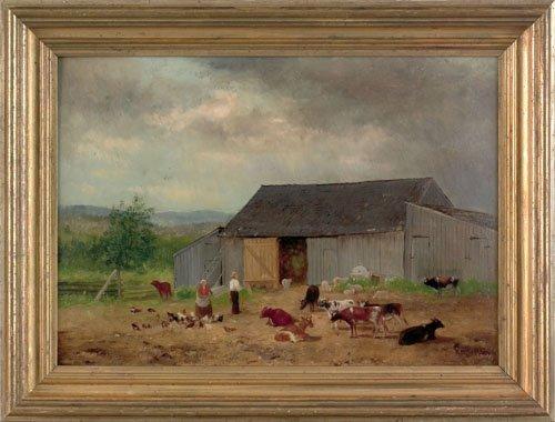 22: Newbold Hough Trotter (American, 1827-1898), oi