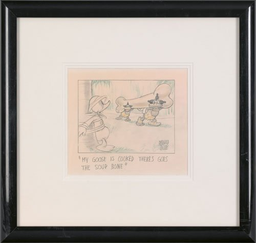 23: Raymond Jacobs (American, 20th c.), pencil and