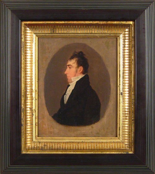 327: Jacob Eichholtz, attributed (American, 1776-1842