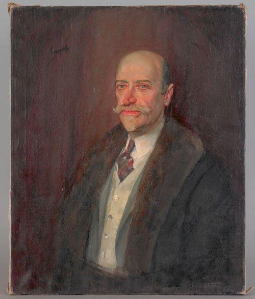 20: Edward Alfred Cucuel (American, 1875-1954), two