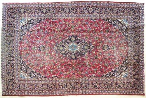 14: Meshed carpet, 13' x 9' 5''.