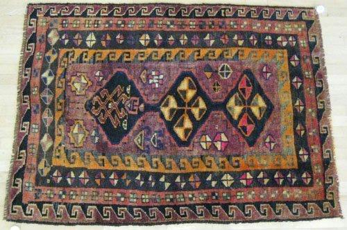 11: Sarab carpet, 6' x 4' 5''.