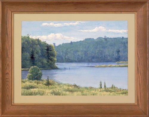 11: Earl Lincoln Poole (American, 1891-1972), water