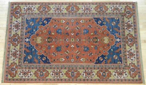 7: Karastan carpet, 5'7'' x 8'8''.