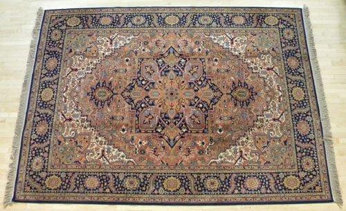 8: Karastan carpet, 8'8'' x 12'.