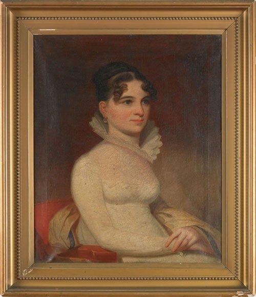 14: Jacob Eichholtz (American, 1776-1842), pair of