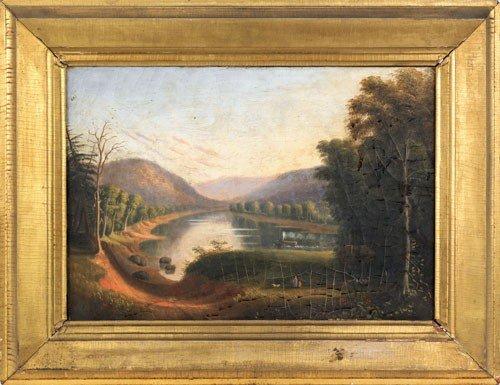 149: Charles Sullivan (American, 1794-1867), pair of