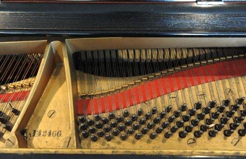 1320: Steinway & Sons baby grand piano, ca. 1910, seria - 2