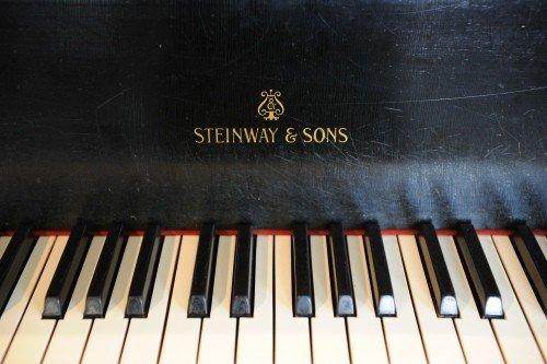 1320: Steinway & Sons baby grand piano, ca. 1910, seria - 3