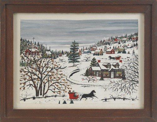 24: Hattie Klapp Brunner (American, 1889-1982), gou
