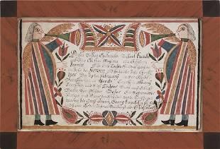 75: Johann Conrad Gilbert (Southeastern Pennsylvania