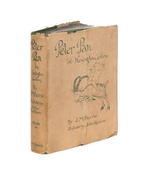 705: Barrie, J.M. Peter Pan in Kensington Gardens, p