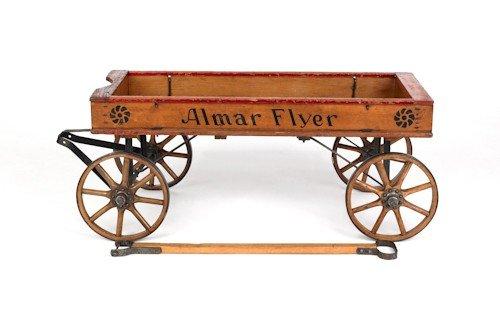 729: Almar Flyer wagon.