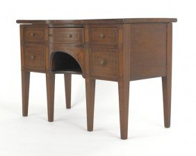 Miniature Hepplewhite Mahogany Sideboard, Early