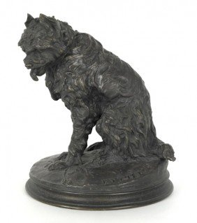 Pierre Jules Mene (French, 1810-1879), Bronze F
