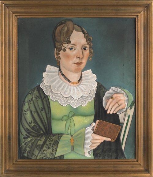 10: Micah Williams (American, 1782-1837), vibrant p
