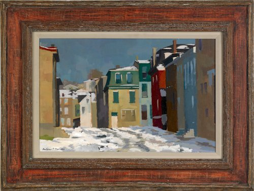 501: Antonio Pietro Martino (American, 1902-1988), o