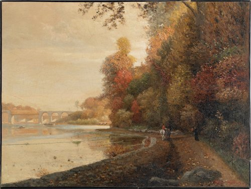 504: George Thompson Hobbs (American, 1846-1929), oi