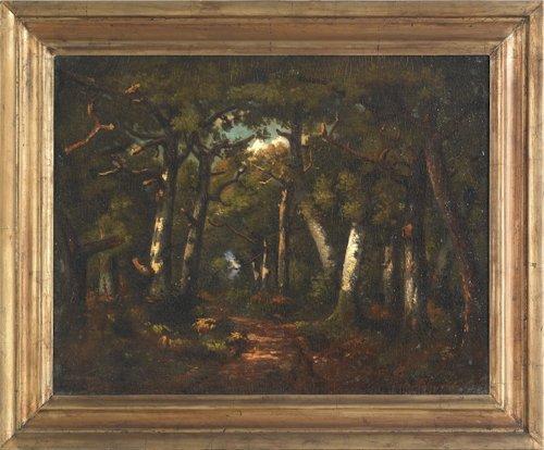 505: George Thompson Hobbs (American, 1846-1929), oi