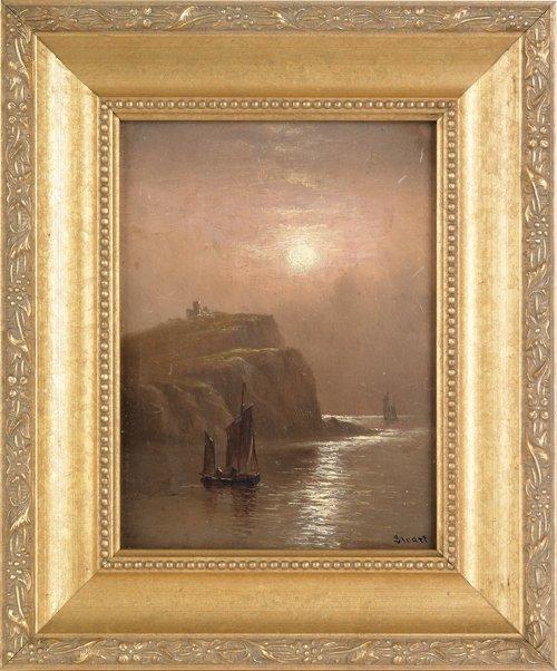 508: Alexander Charles Stuart (American, 1831-1898),