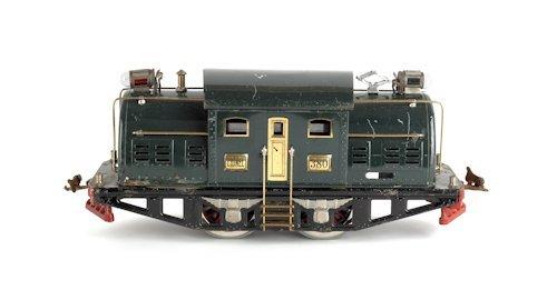 640: Lionel 380 train engine, 20th c., 12 1/2'' l.