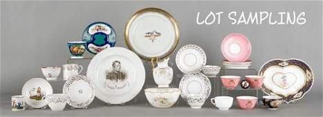 1105: Large group of miscellaneous porcelain, to includ