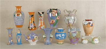 1187: Large group of miscellaneous porcelain, 20th c.,